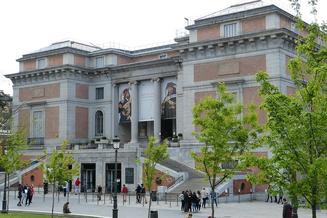 Guided Tour with Preferential Access to the Prado Museum