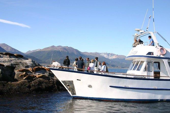 Beagle Channel Navigation on Yacht