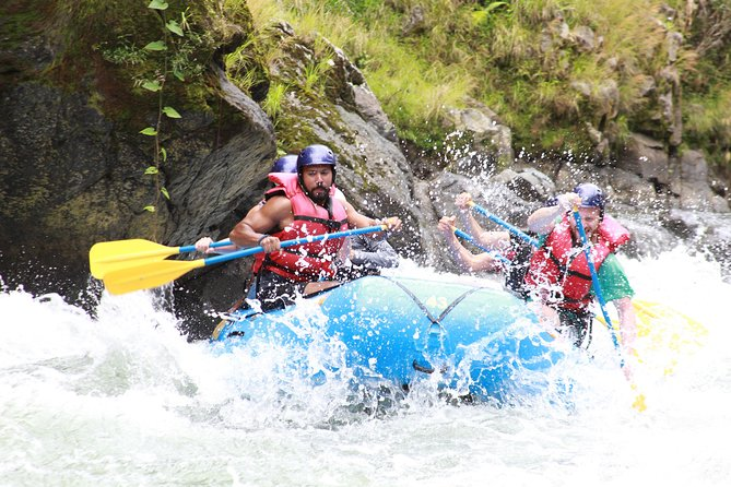 Pacuare 1-Day Trip