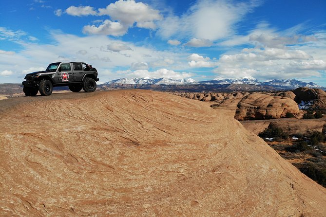 Moab Off Road & Back Country Adventure