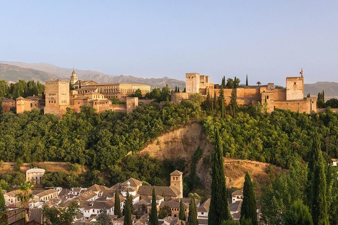 Private 3-hour Tour to Alhambra & Nasrid Palace Tickets included