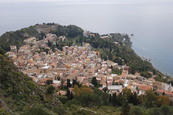 Taormina and Castelmola (Day tour)