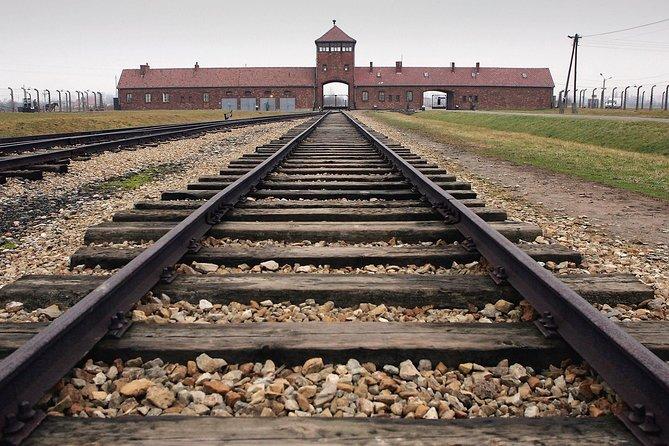 Auschwitz-Birkenau from Krakow