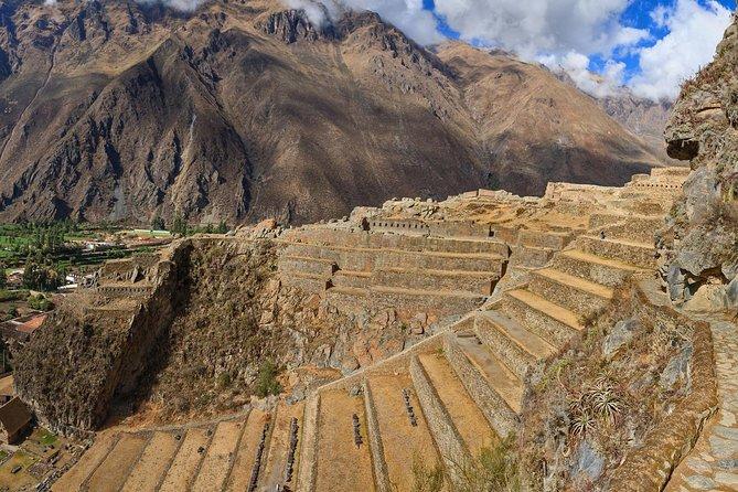 Excursão de dia inteiro pelo Vale Sagrado, Pisac e Ollantaytambo em Cusco