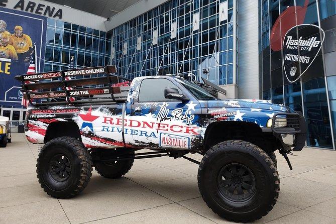 Jacked Up Monster Truck Joyride of Nashville