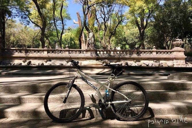 Bike Tour in Mexico City