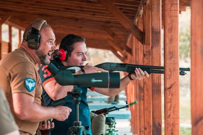 Kalashnikov Shooting Experience