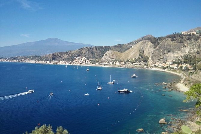 Messina Shore Special Tour of Taormina and Castelmola plus Panoramic Lunch