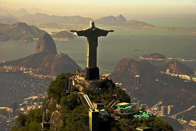 Low Cost Tour - Rio de Janeiro: Corcovado and Christ the Redeemer Tour