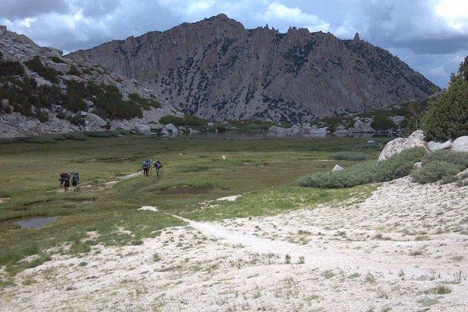 6 Day Yosemite Backpacking - The Hidden Yosemite