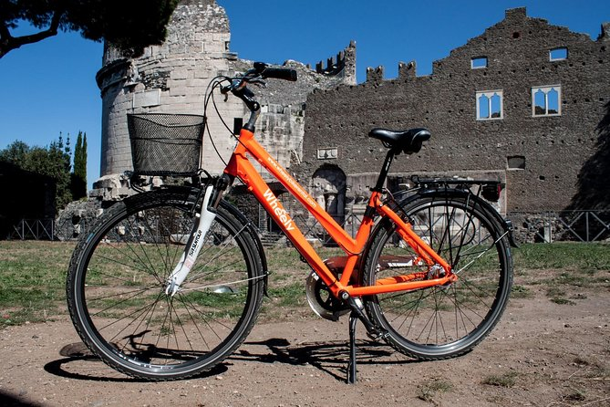 Rome 2 Days Bike Rental