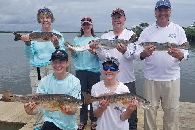 Orlando Inshore Fishing Charters