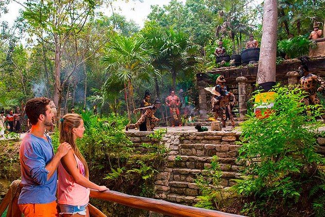 Xcaret Plus Tour with Transportation