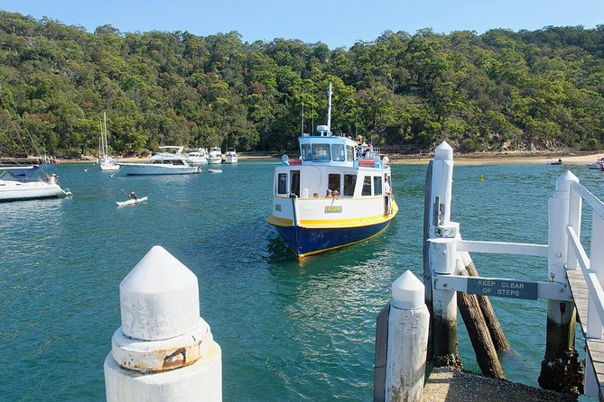 Sydney's Northern Beaches with a River Cruise to Secluded Beaches Private Tour