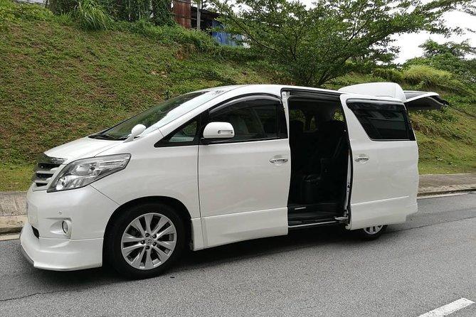 Private Transfer: Senai International Airport Johor Bahru to Hotel