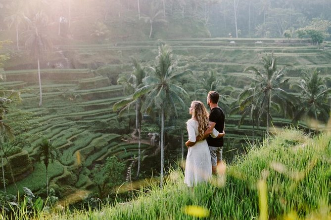 Romantic Bali Eat Pray Love Sightseeing Tour
