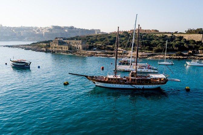 Round Malta Cruise Full Day Tour