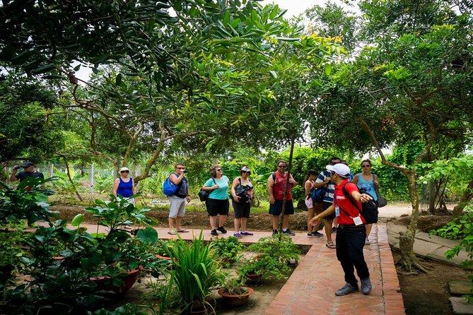 Visit garden