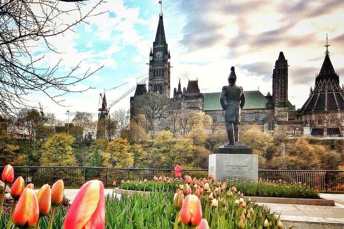 Canadian Tulip Festival - Ottawa May08 - May18 '20, excursion privée d'une journée à partir de Montréal