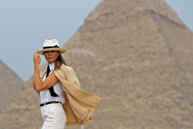 Private Tour: Giza Pyramids and Egyptian Museum with Camel Ride, Felucca Ride photo 8