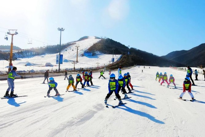 Private Transfer Service to Chongli Ski Resort from Beijing City photo 6