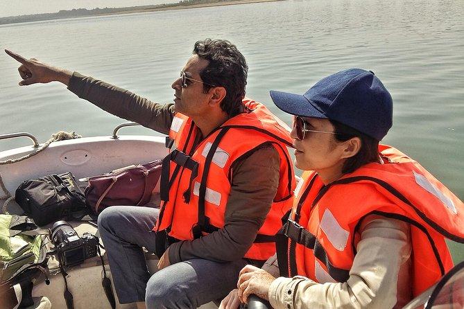 Chambal River Safari near Agra