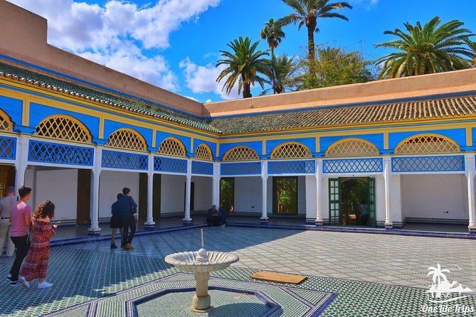 [Exclusive] Highlights of Marrakech: Private 4H City Tour