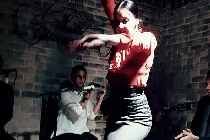 Show de flamenco en vivo y cena de tapas en Alicante