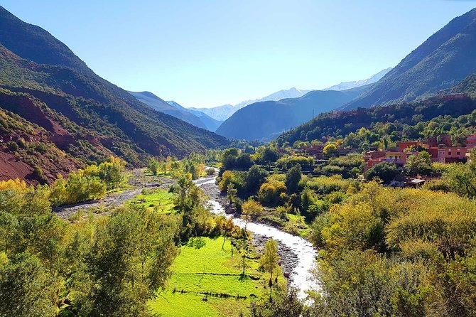 Group shared day tour to Ourika valley & Atlas Mountains photo 10