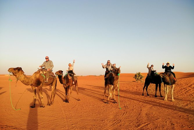 6 DAYS TOUR : FOLLOWING THE STEPS OF THE NOMADS ( From Marrakech )