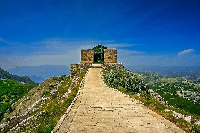 Kotor-Njegusi-Lovcen including tasting traditional Montenegrian food and drinks