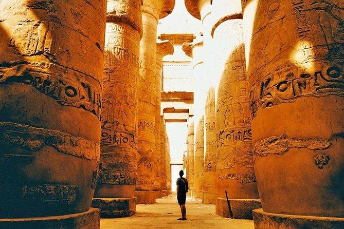 Luxor East bank Tour (Karnak &Luxor Temples)