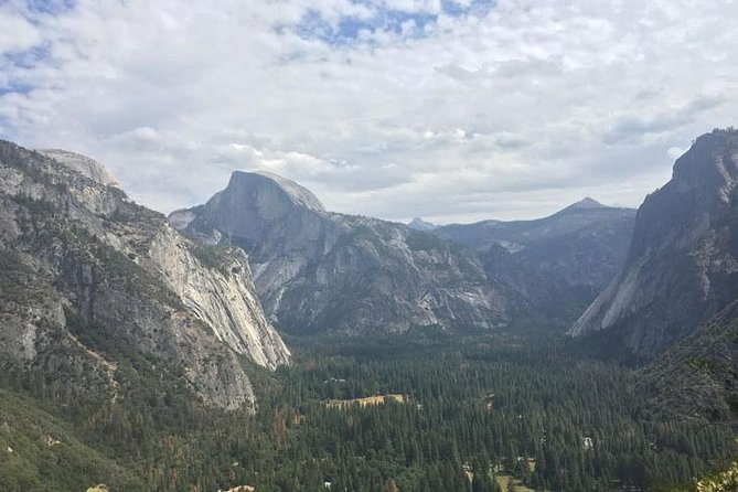 5 Day Yosemite Backpacking - Yosemite Icons