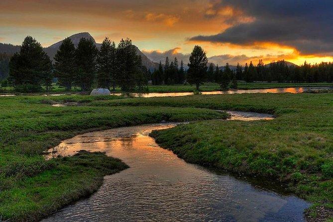 5 Day Yosemite Backpacking - Amazing Sunsets