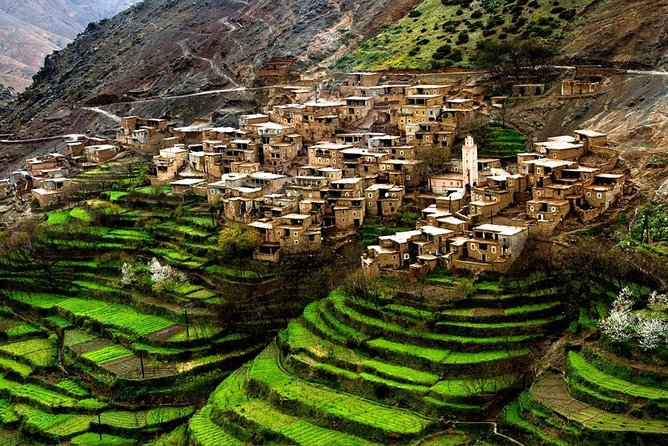 Private Excursion Atlas Mountains and Berber Villages Day Trip from Marrakech
