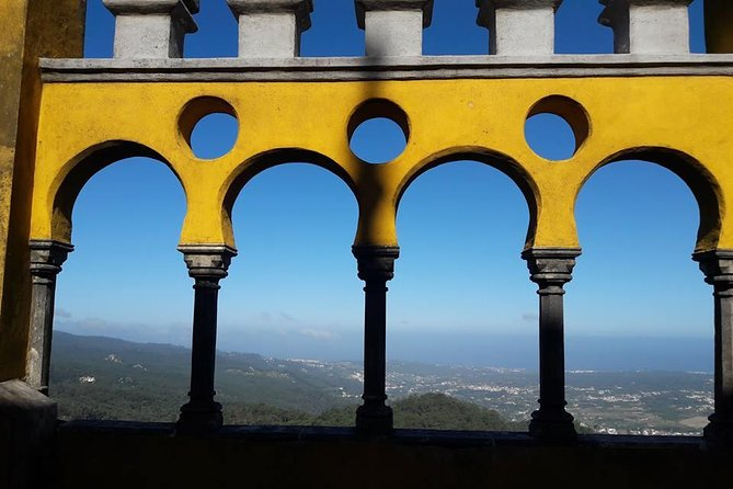 Sintra Private tour 8h