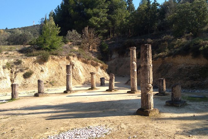 Ancient Corinth & Nemea, Chambers of Wonder, Great Lunch, Private Day Tour photo 3