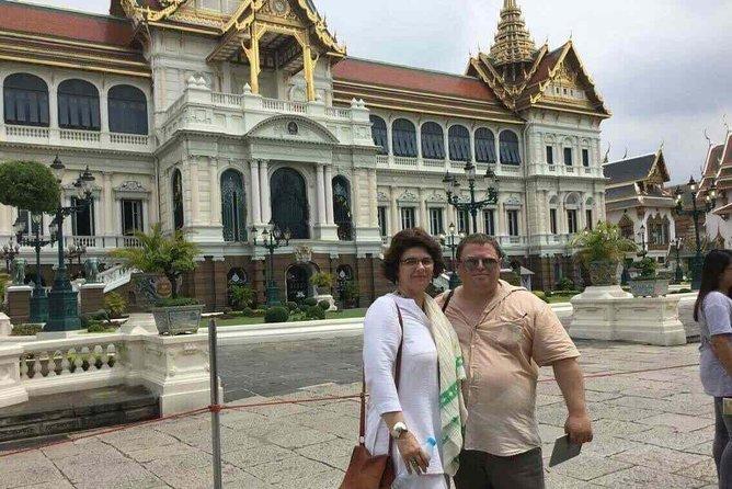 Private Bangkok City Tour Full Day