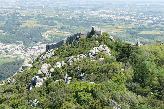 Exploring Sintra and Seaside Tours