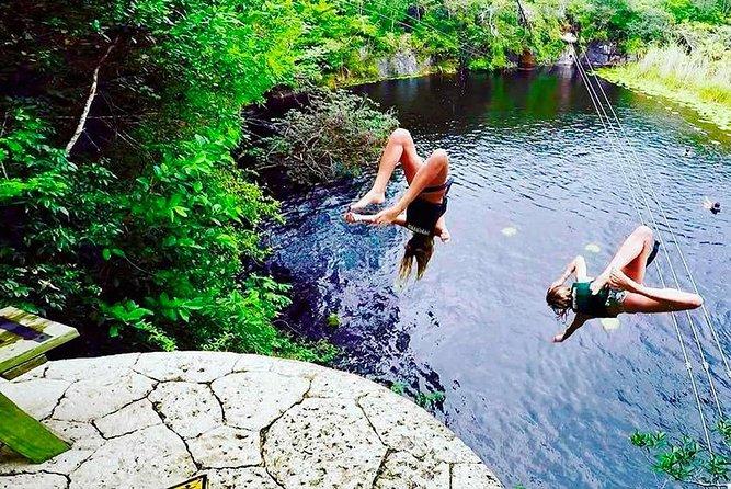 Xenotes Adventure Oasis Maya from Cancun and Playa del Carmen