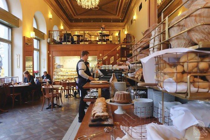 Early Bird Morning Walking Food Tasting Tour Of Prague Cafés