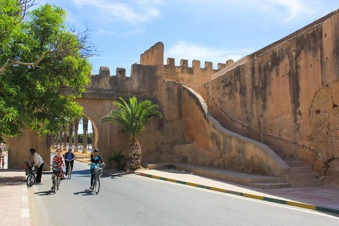 From Agadir Port : Taroudant City Explore ( Half Day Tour )