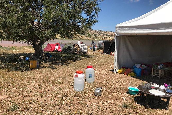 Essaouira: Quad 2-day and 2-night treks (Canadian tents)