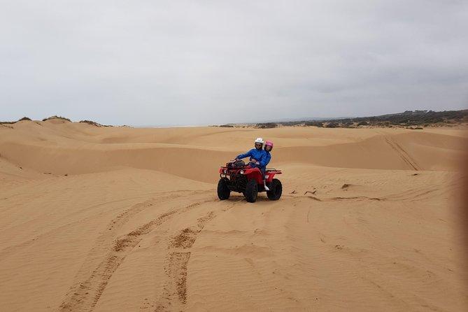 Guided Quad ride in Essaouira