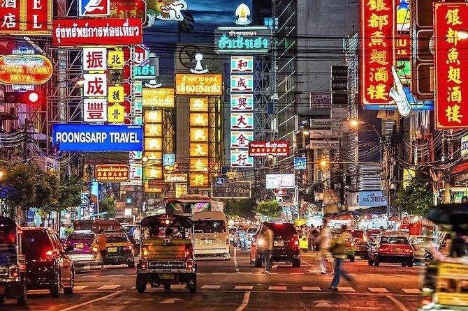 """Private Tour: Bangkok Chinatown """"Street Food"""" Walking Tour"""