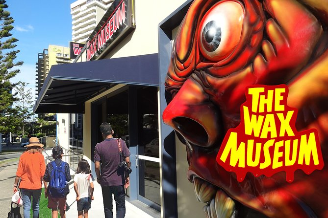 Skip the Line:Wax Museum Ticket-World in Wax & Guided Tour of Chamber of Horrors