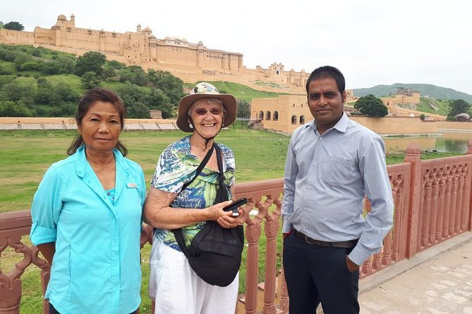 Private Jaipur (Pink City) Overnight Tour from Delhi