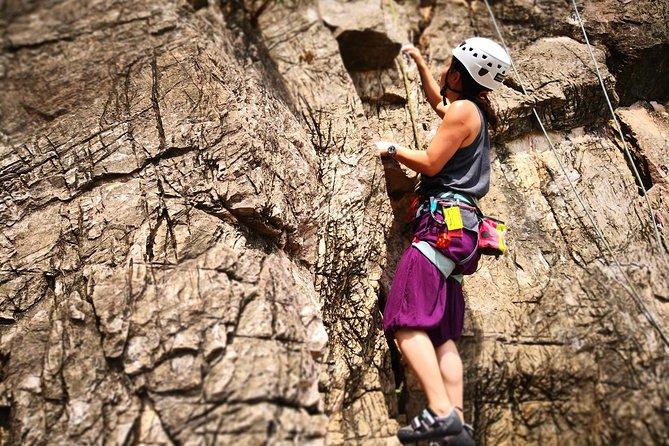 Half-Day Guided Rock Climbing in Batu Caves