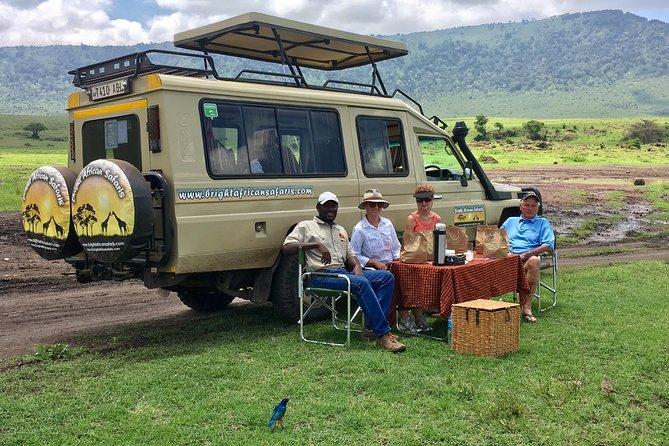 Enjoy Tanzania Wildbeests Migration Safaris - 7days/6nights