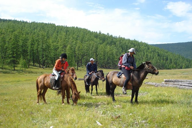 Best of Central Mongolia 3 day tour